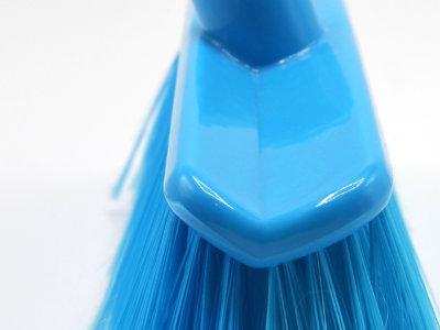 Pormenor cepo do espanador 431D azul