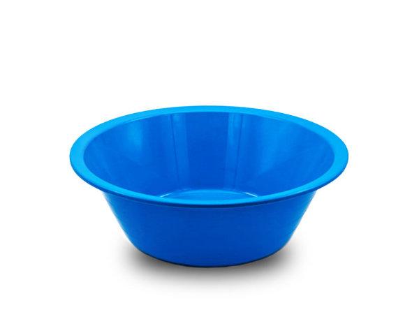 Bacia de 5,8 litros azul