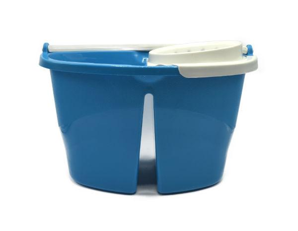 5011 | Balde Duplo c/ Espremedor | Azul