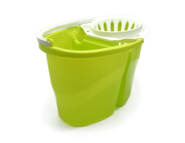 5011 | Balde Duplo c/ Espremedor | Verde