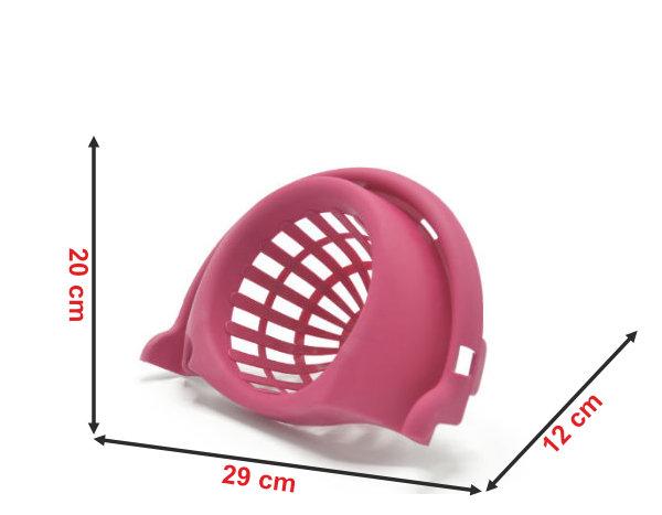 Informação dimensional do espremedor para balde oval 1004e