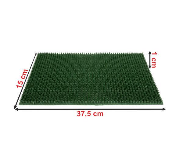Informação dimensional do tapete 105T