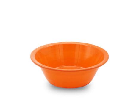 Bacia de 2.4 litros cor-de-laranja