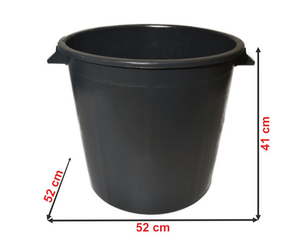 Informação dimensional da selha CV150
