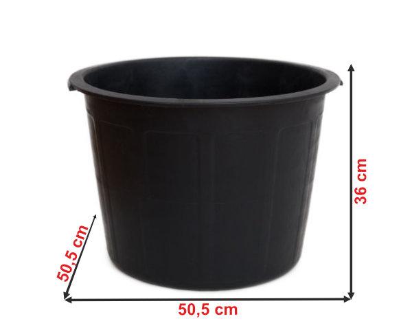 Informação dimensional da selha CV50